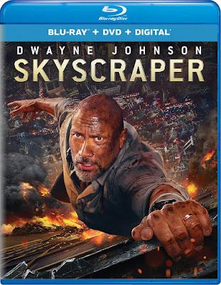 Skyscraper 2018 Blu Ray