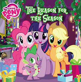 MLP The Reason for the Season Book Media