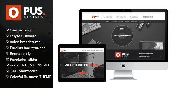 Opus v1.4 – Multipurpose WooCommerce WordPress Theme