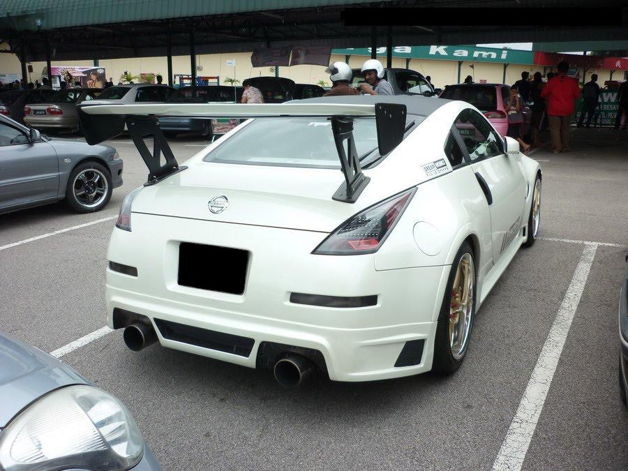 Midnight Garage Bodykit Centre Nissan Fair Lady 350z