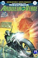 DC Renascimento: Arqueiro Verde #25