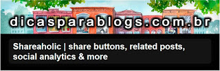 Shareaholic no Wordpress
