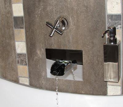 shabby chic co g ste wc umdekoriert. Black Bedroom Furniture Sets. Home Design Ideas