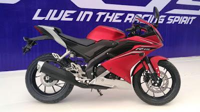The All New Yamaha YZF-R15 2017, Si Baby Yamaha R1