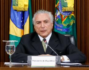 Presidente interino apresenta as medidas econômicas e fiscais; entenda