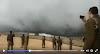 Awan Hitam Aneh Muncul di Israel, 2 Jenderal Sadisnya Tewas Disambar Petir