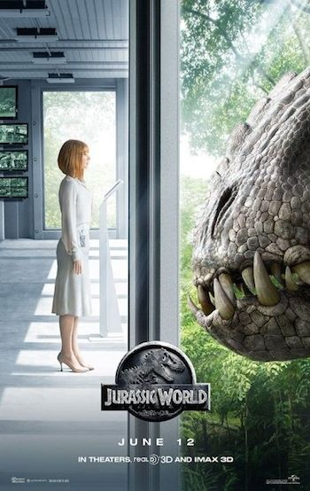 Jurassic World 2015 English Full Movie