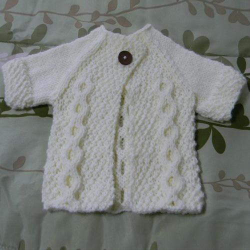Otto Day Cardigan - Free Knitting Pattern