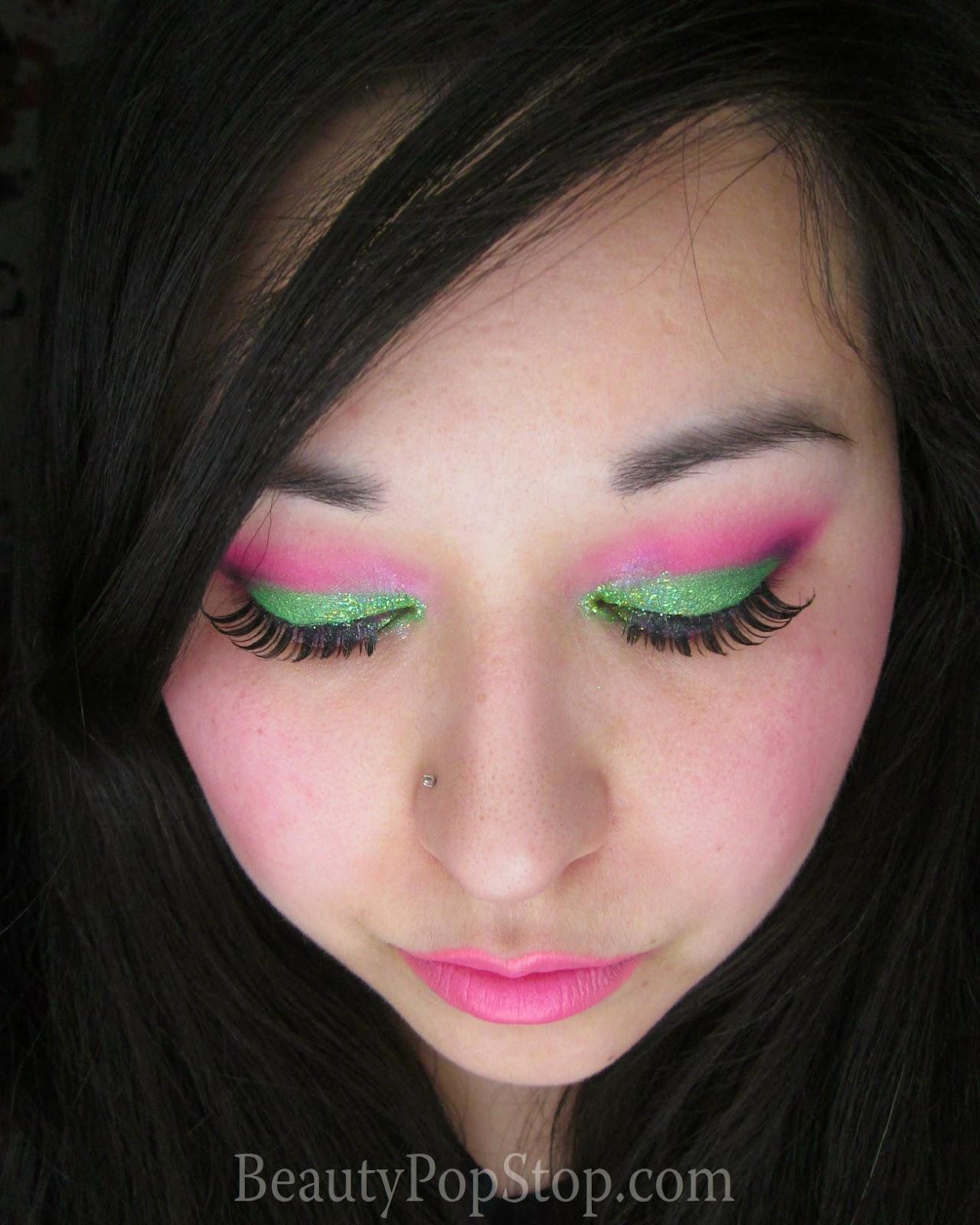 valentine's day makeup tutorial
