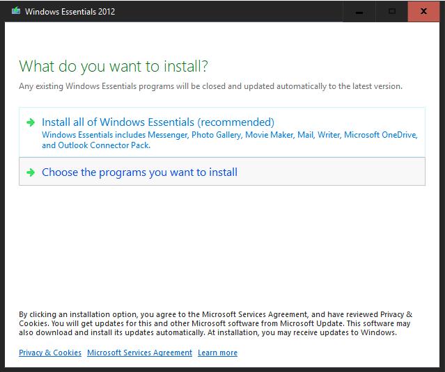 How to Get Windows Movie Maker 2012 on Windows 10 1