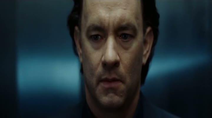Screen Shot Of The Da Vinci Code (2006) Dual Audio Movie 300MB small Size PC Movie