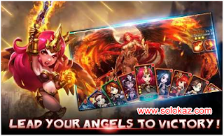 League of Angels Fire Raiders  Mod Apk + Data