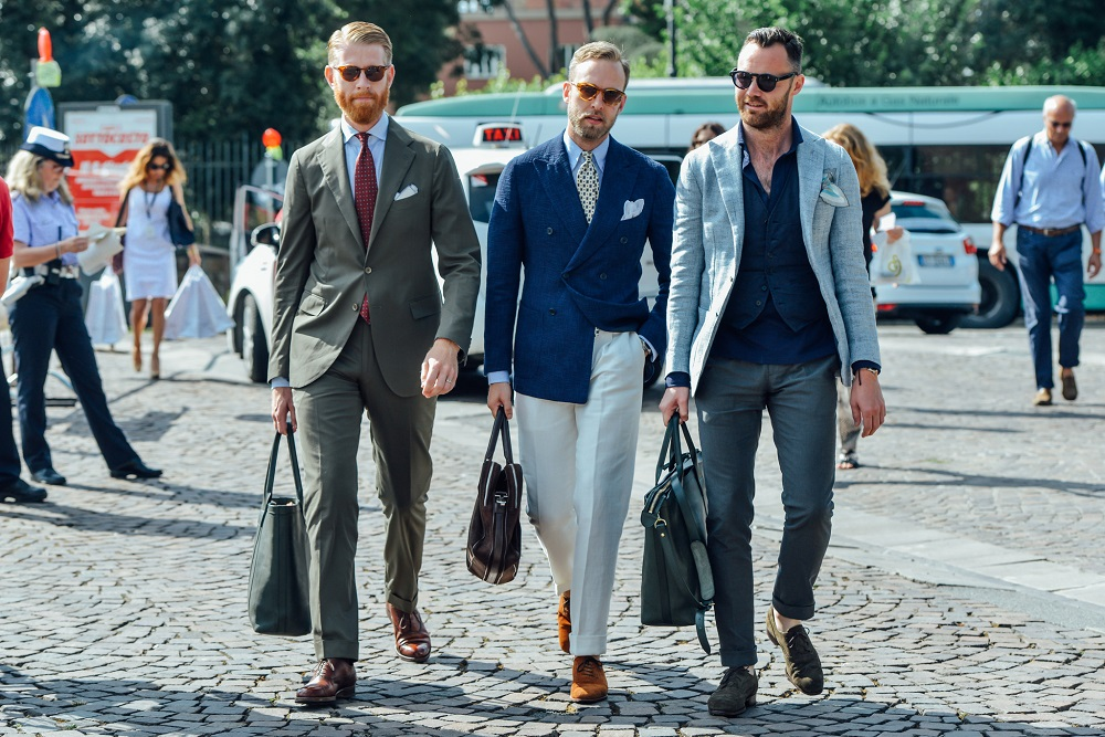 MASTERING BASICS: MEN'S FASHION ADVICE