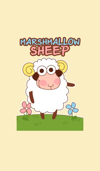 Marshmallow Sheep Theme