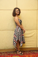 Actress Aditi Myakal Looks gorgeous in Sleeveless Deep Neck Top at Ami Tumi success meet ~  Exclusive 180.JPG