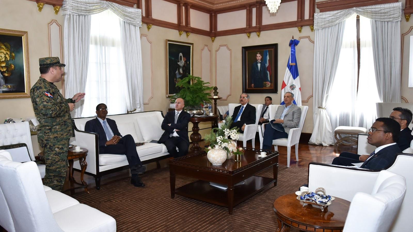 VIDEO: Danilo Medina da seguimiento a avances proyectos agroforestales. Más de 117 mil tareas reforestadas
