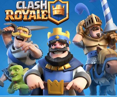 Clash Royale Mod 1.9.7 APK Terbaru 2017