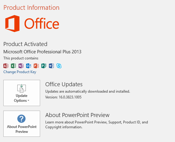 Microsoft Office Professional Plus 2016 Serial Key Gratis