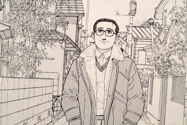 Jirô Taniguchi L'homme qui marche