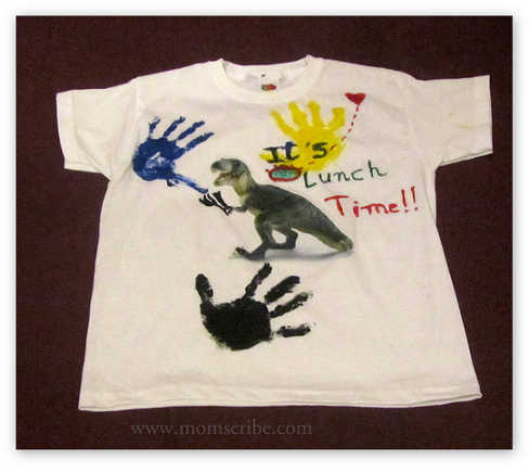 How To Design Your Own T Shirt Kids Activities Momscribe