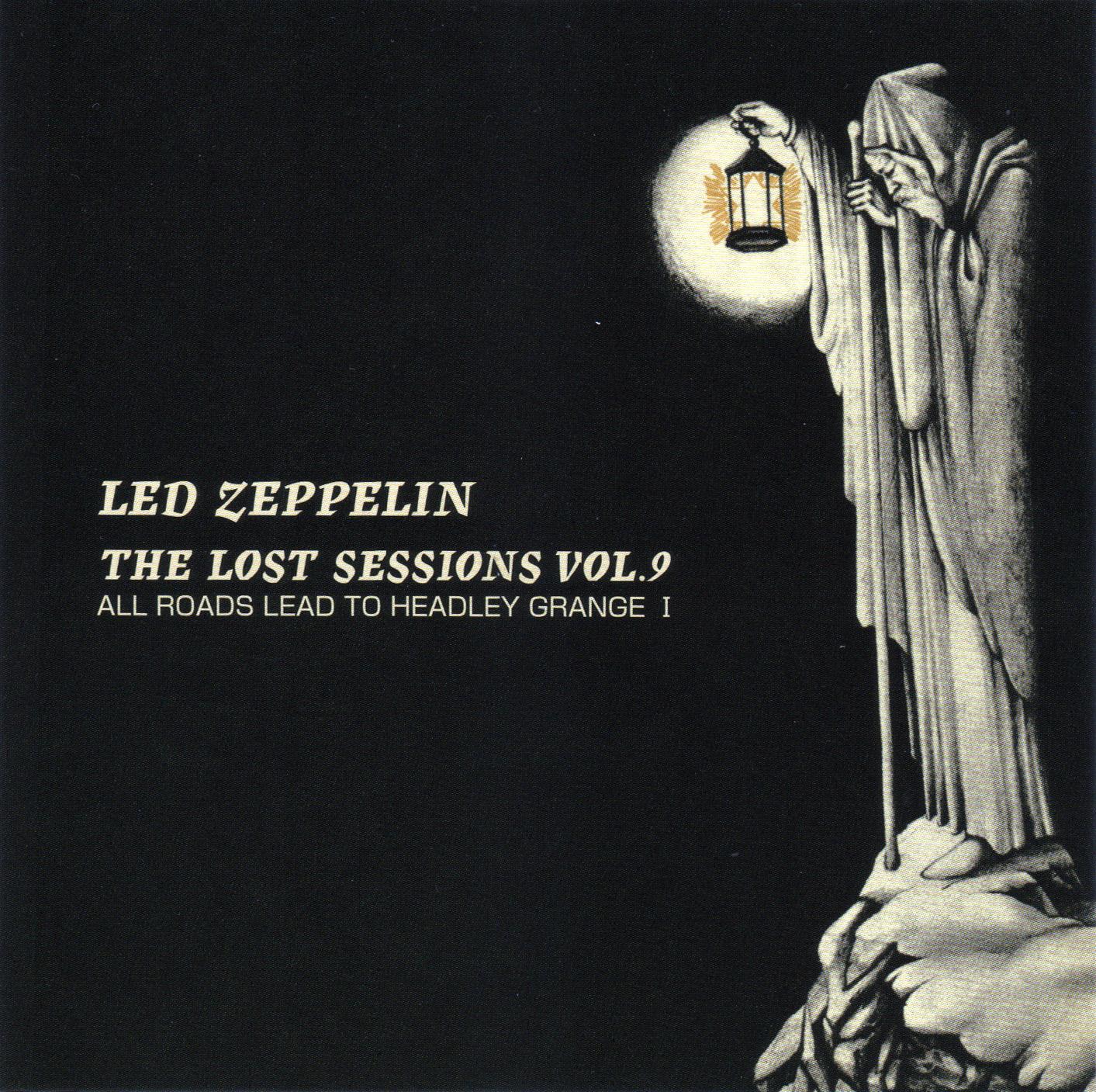 Led Zeppelin - The Lost Sessions Vol 9 (EVSD) [FLAC] - Guitars101