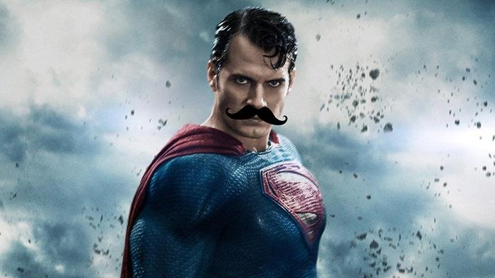 Вусатий Супермен