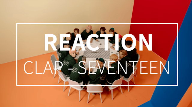 reaction clap seventeen