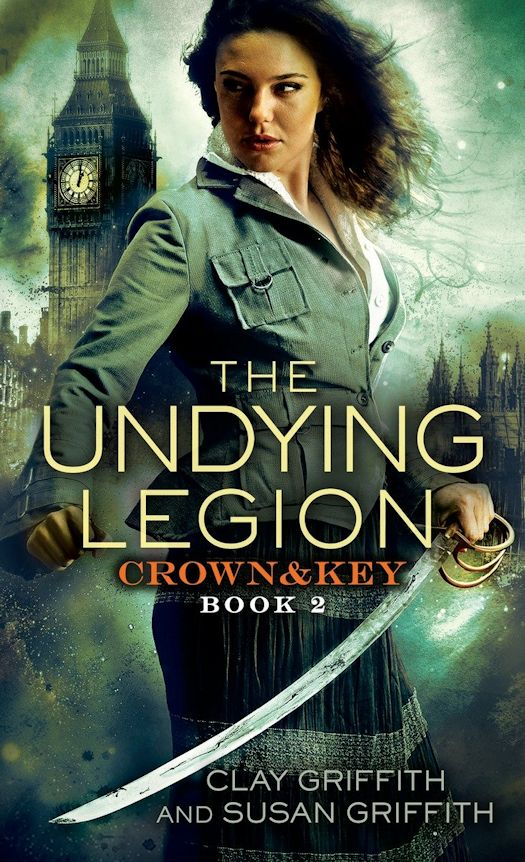 Review: The Undying Legion by Clay Griffith and Susan Griffith
