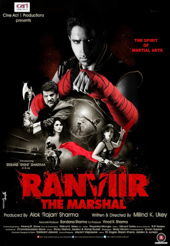Ranviir The Marshal (2015) Movie Poster