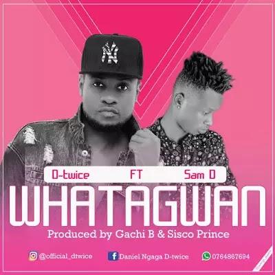 Download Audio | D Twice ft Sam D - Whatagwan