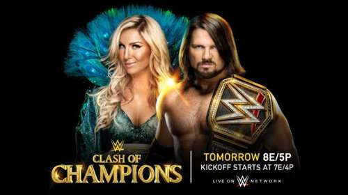 Download WWE Clash Of Champions 17th December 2017 Full Episode 9xmovies.ws