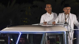 1000 Purnawirawan TNI/POLRI Deklarasi Dukung Jokowi-Ma'ruf