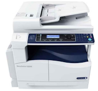 Fuji Xerox DC S2220 CPS Printer With incredible speed and efficiency, meeting the needs of large corporate offices and work groups that demand strong performance