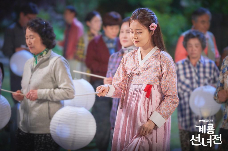 Kê Long Tiên Nữ Truyện
