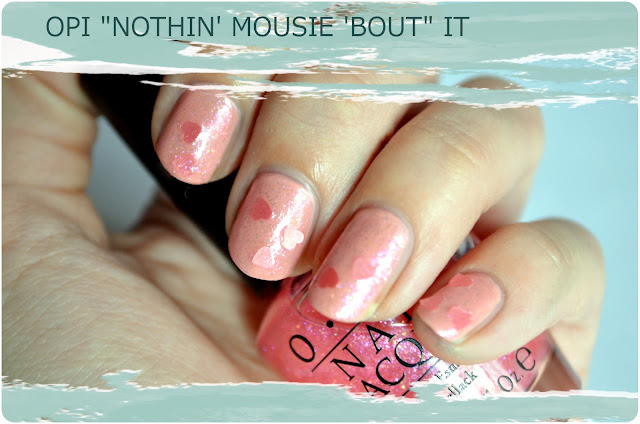 OPI - Nothin' Mousie 'Bout It