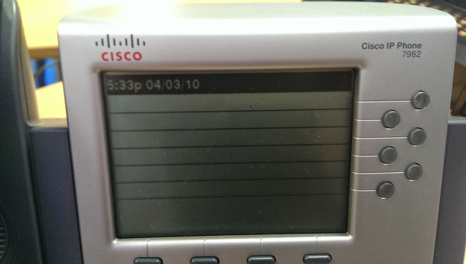 Phones not registering to CME due to CSCsg00102 bug   stapi's blog