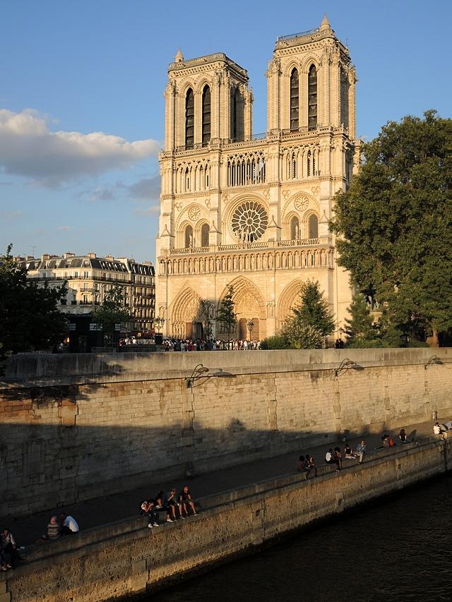 Parijs: ode aan de Notre Dame