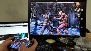 smartphone yang pas untuk main game