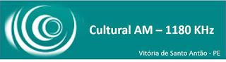Rádio Cultura AM - Vitória de Santo Antão/PE