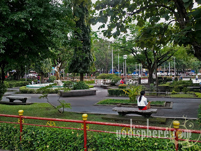 Bacolod City Public Plaza