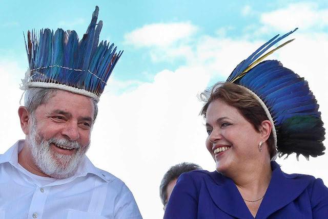 As esquerdas há anos vem preparando a imensa paganização e o rebaixamento socio-cultural que se anuncia com a Igreja panamazônica