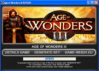 Age of Wonders 3 Cd Key Generator Download
