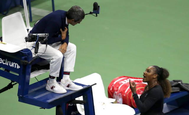 Carlos Ramos and Serena Williams Are Both to Blame for the Ugly U.S. Open Final
