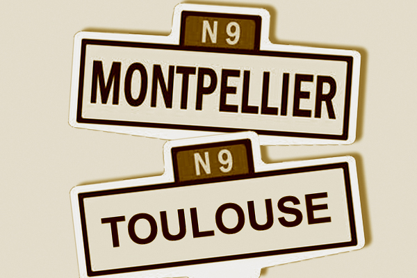 Concurrence Toulouse vs Montpellier