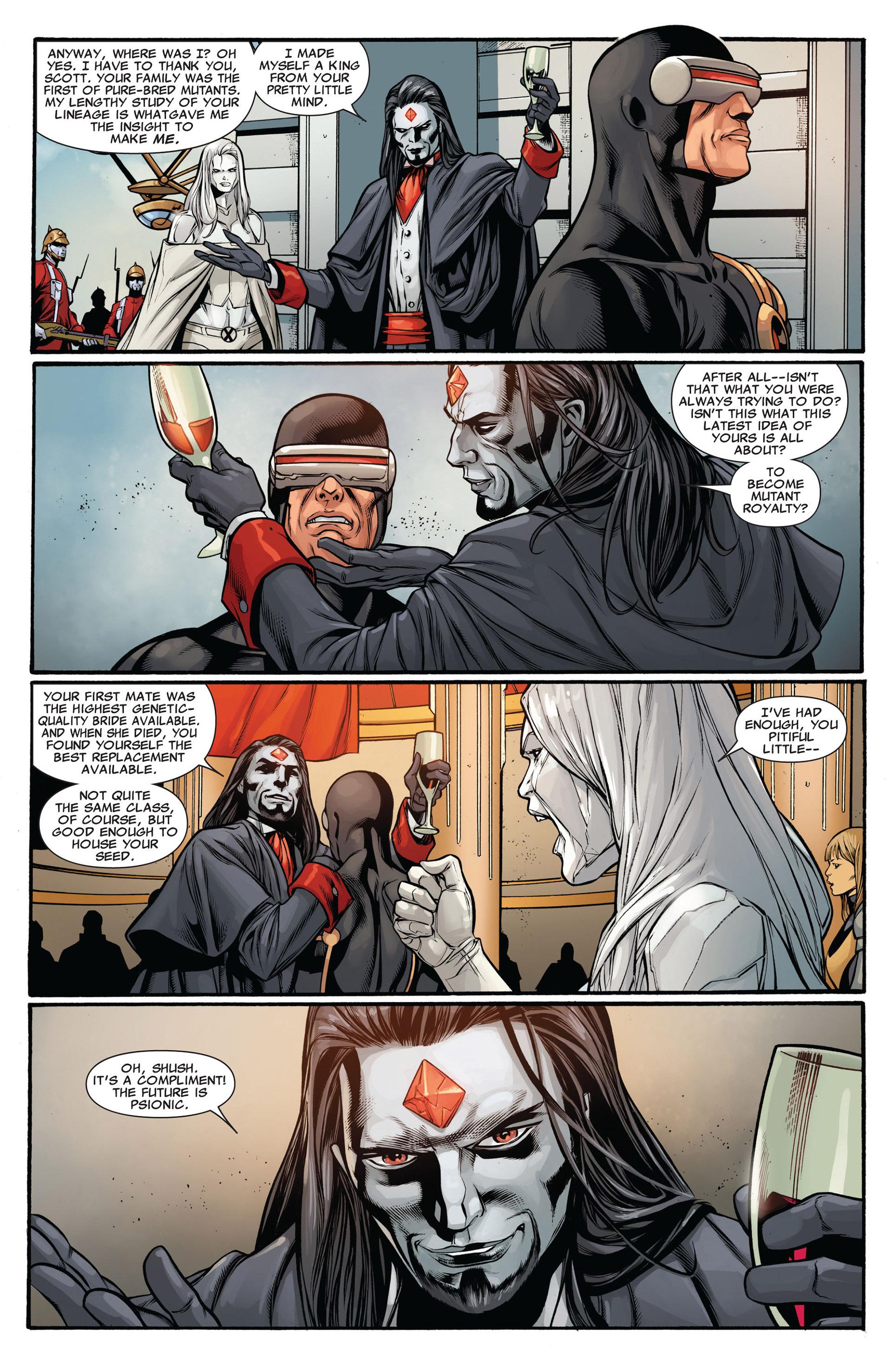 Read online Uncanny X-Men (2012) comic -  Issue #2 - 17