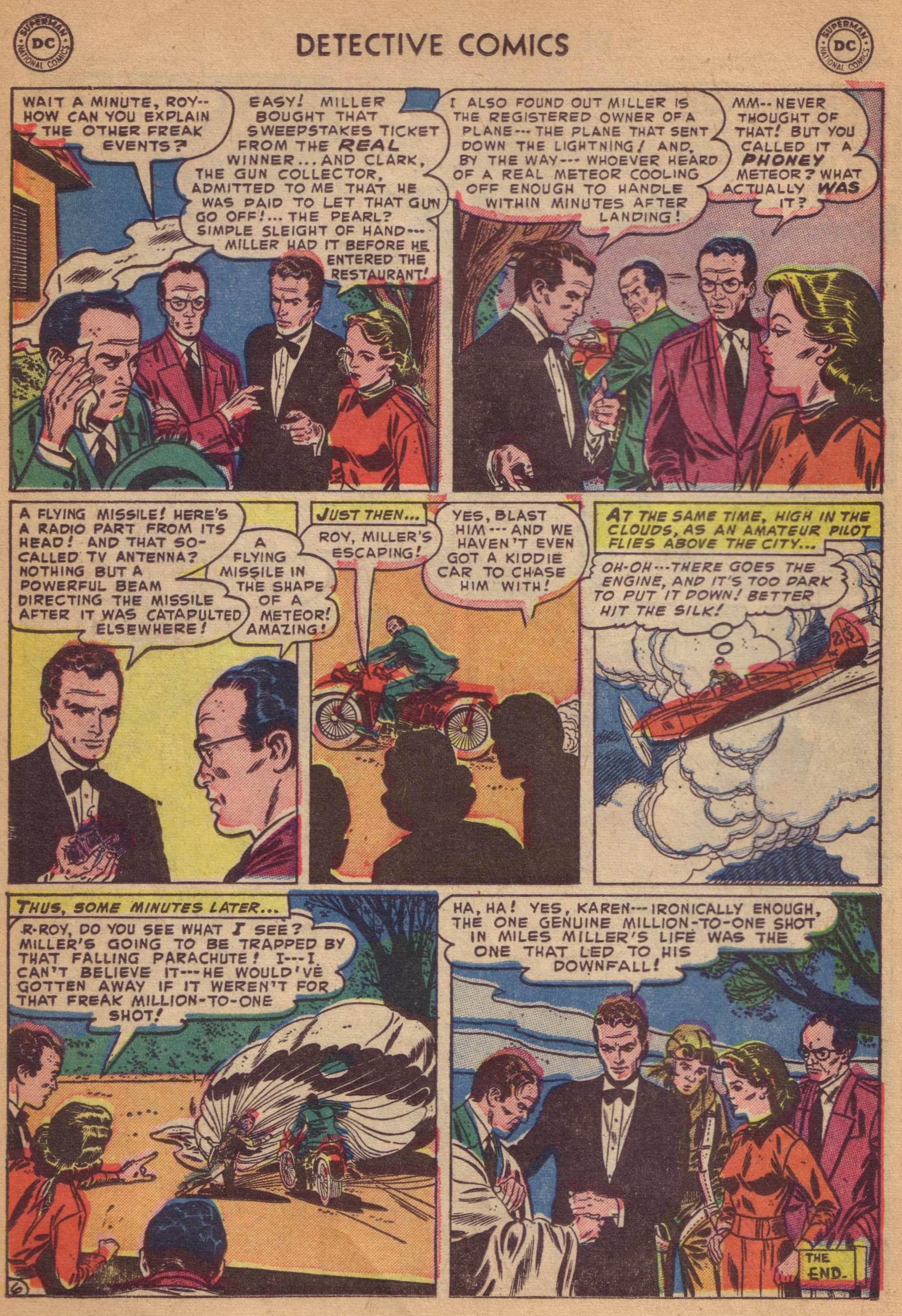 Read online Detective Comics (1937) comic -  Issue #197 - 22