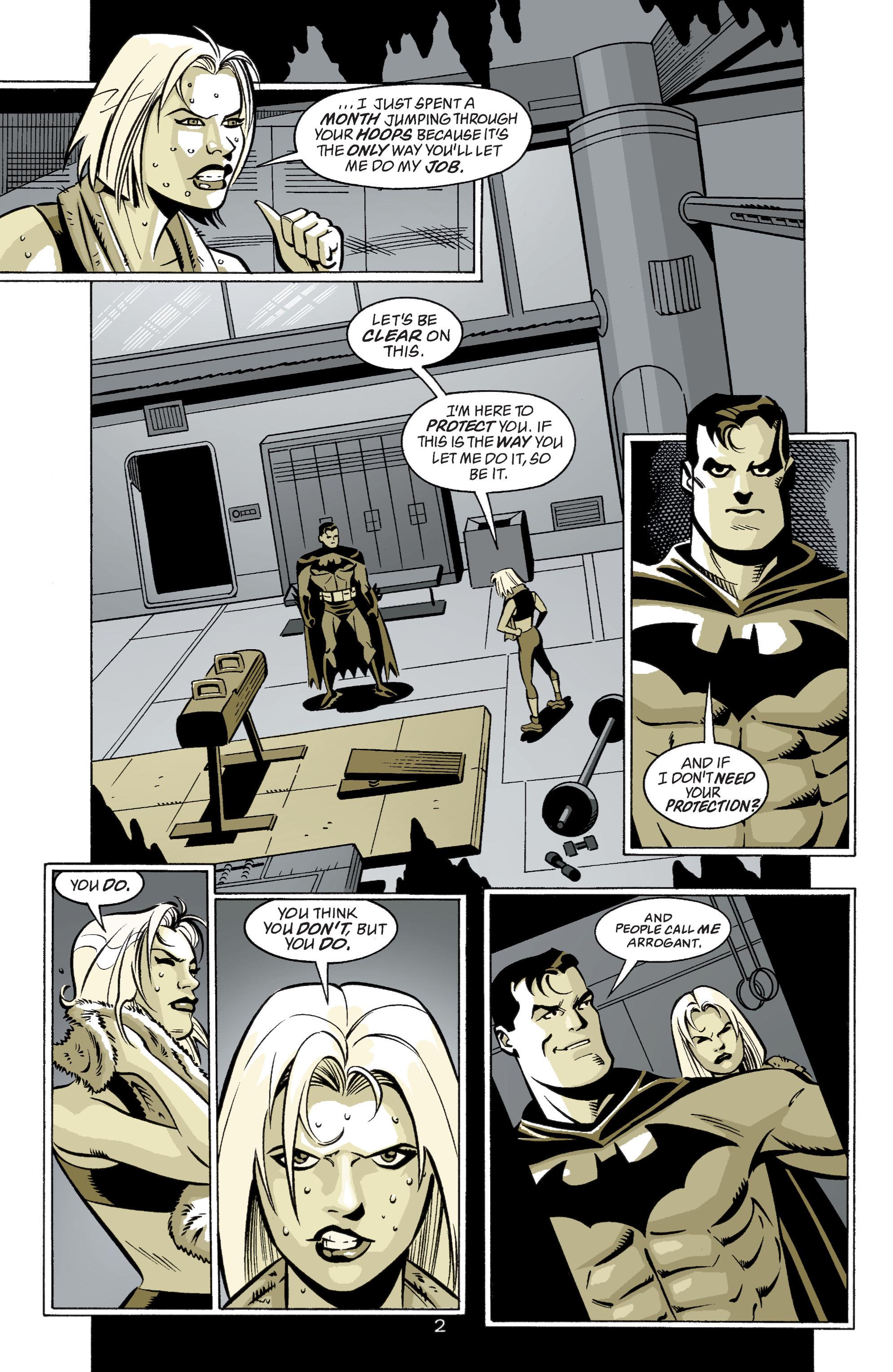 Detective Comics (1937) 762 Page 2
