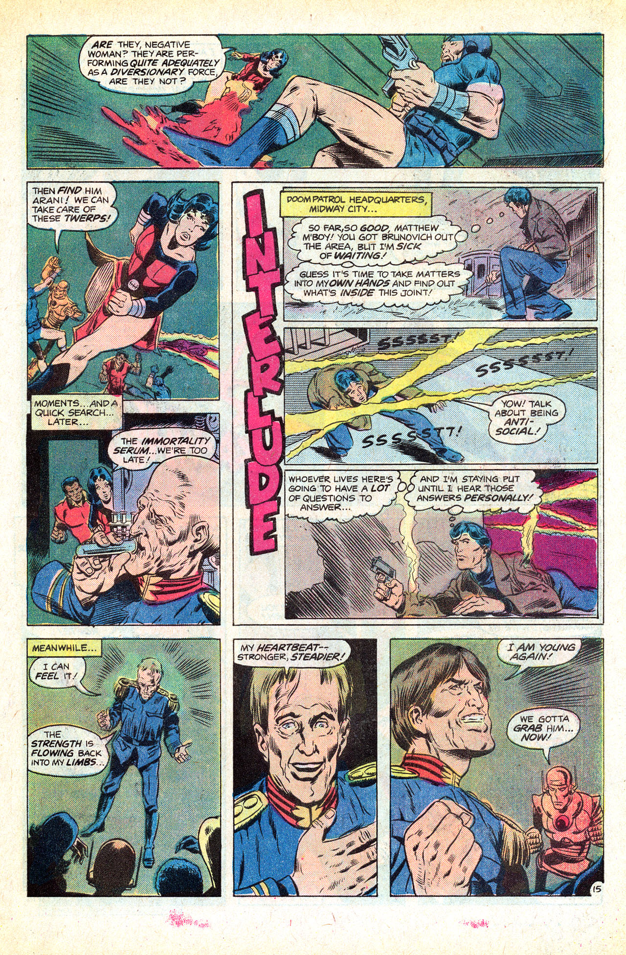Read online Showcase comic -  Issue #95 - 27