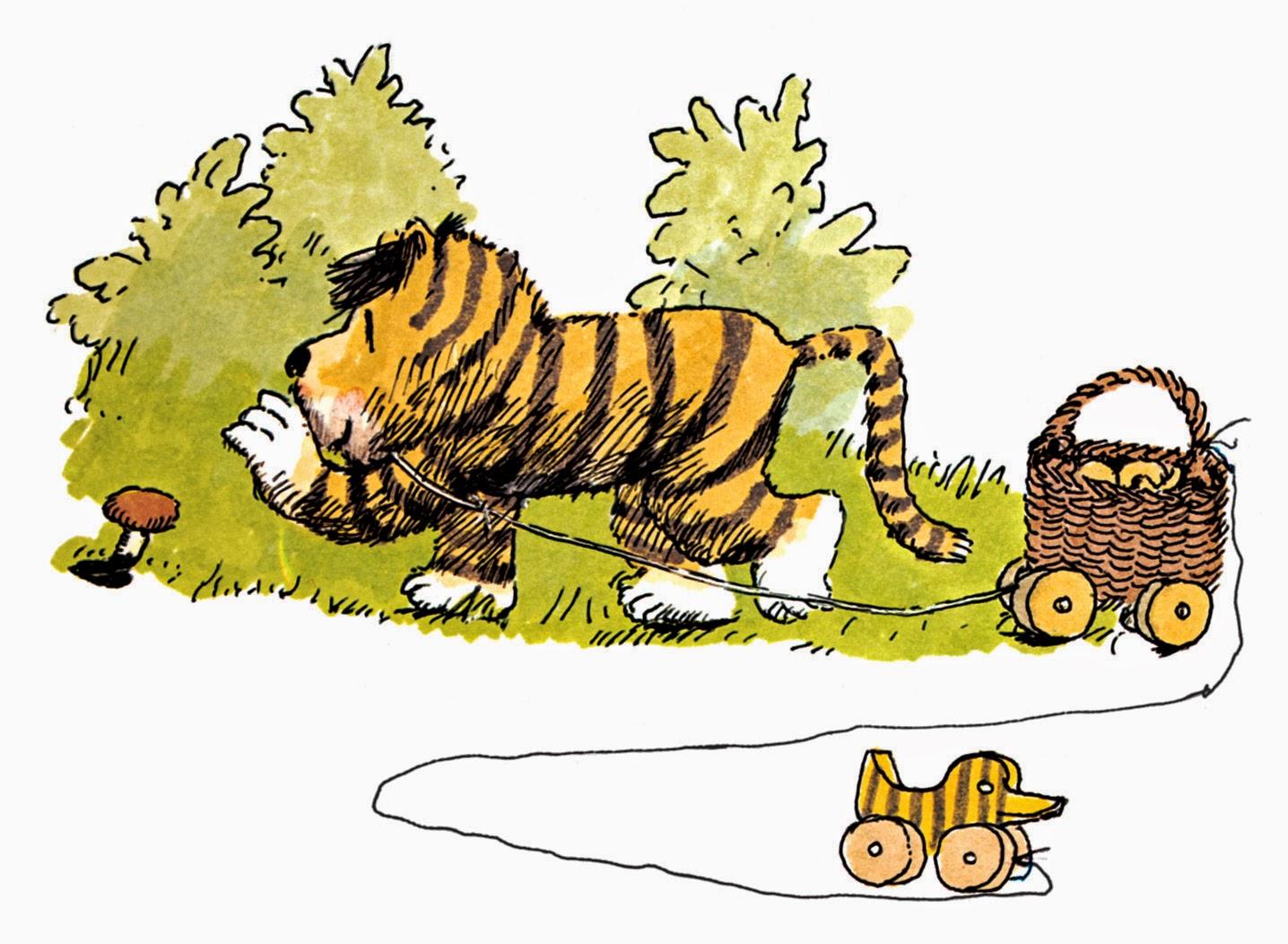 Malvorlagen Janosch Tiger Und Bär