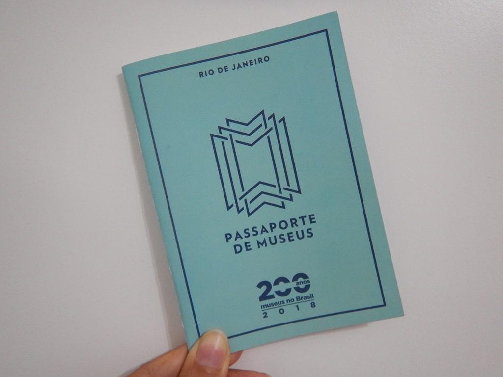 Passaporte dos Museus